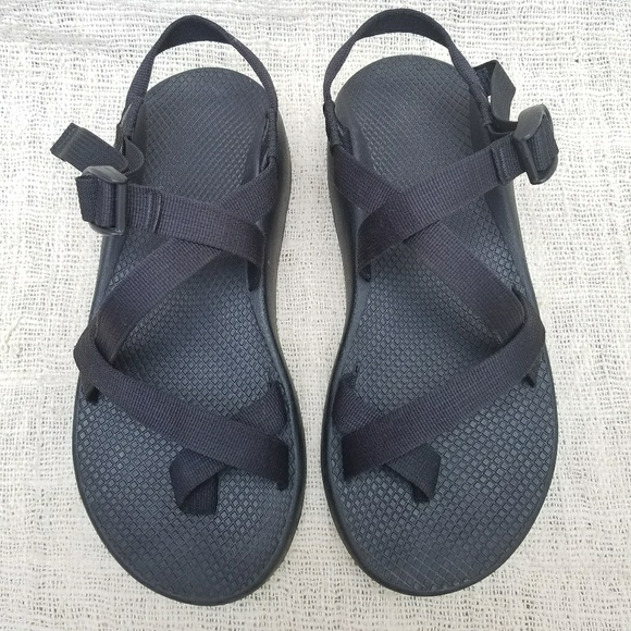 346cfc93342d Chaco Other - Men s Chaco Z 2 Yampa Vibram Strap Black Sandals
